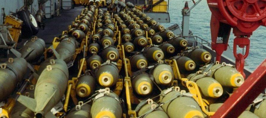 Crimini di guerra. Riconvertire la fabbrica di armi in Sardegna