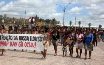 I diritti indigeni calpestati dai latifondisti nel Brasile di Temer