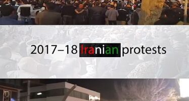 IRAN:a new kind of protest movement is taking hold