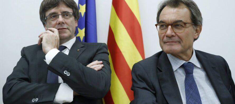Condannato Convergència democràtica de Catalunya, l'ex partito di Puigdemont