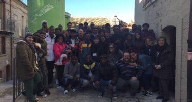 Ripabottoni, il borgo dell'accoglienza dei migranti
