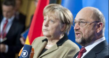 Spd tra «peste e colera»: Schulz si dimette, interim a Olaf Scholz, il lavoro scompare