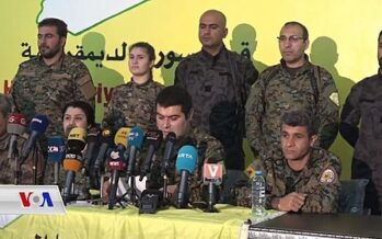 "The ""Historic Resistance"". Syrian Democratic Forces (SDF) Statement"