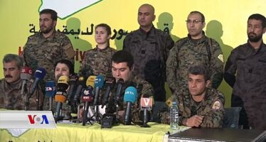 """The """"Historic Resistance"""". Syrian Democratic Forces (SDF) Statement"""