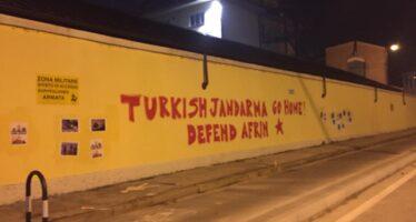Vicenza si solleva, dal NO Dal Molin al sostegno al popolo kurdo