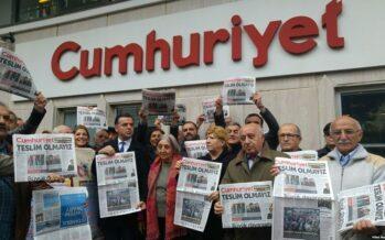 Libertà di stampa, in Turchia record di giornalisti in carcere