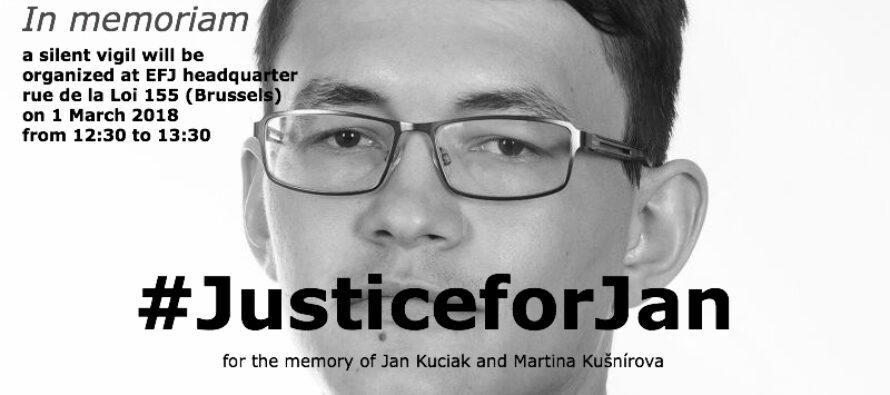 Slovacchia, prosciolto il presunto mandante dell'omicidio Kuciak
