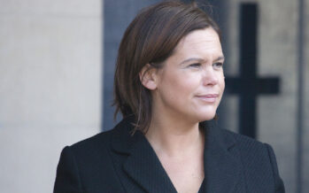 Mary Lou McDonald becomes new Sinn Fein President