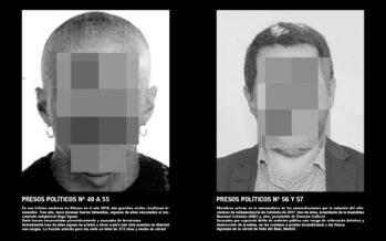 Prigionieri politici in Spagna, la censura tiene banco