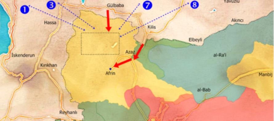 WAR ON AFRIN: THE THIRD WEEK