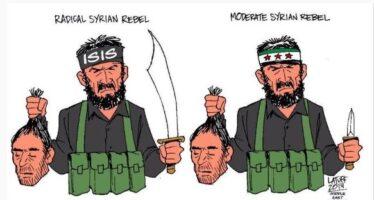 AFRIN, ROJAVA:TURKEY'S NOT-SO-FREE'FREE SYRIAN ARMY'