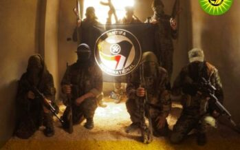 Statement from Antifascist Forces in Afrin