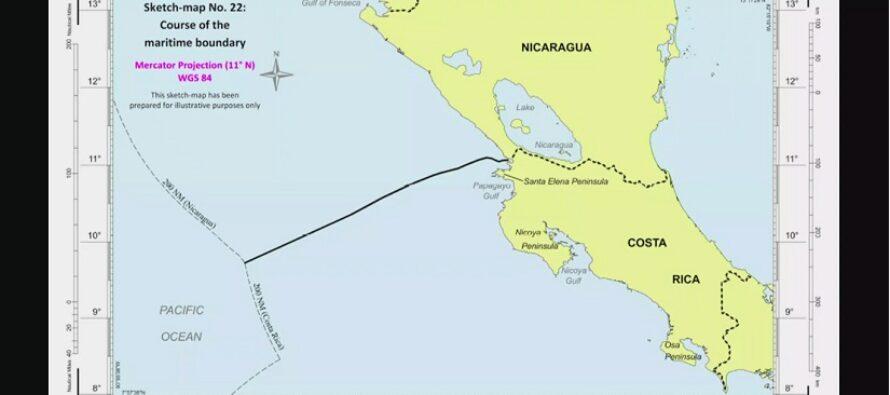 Costa Rica – Nicaragua: la delimitación marítima decidida por la Corte Internacional de Justicia