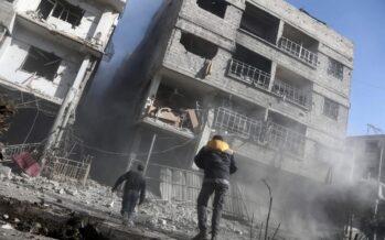 Siria.Assad avanza a Ghouta, strage Usa a Deir Ezzor