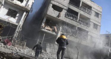 Risoluzione Onu sulla Siria, tregua di 30 giorni per Ghouta