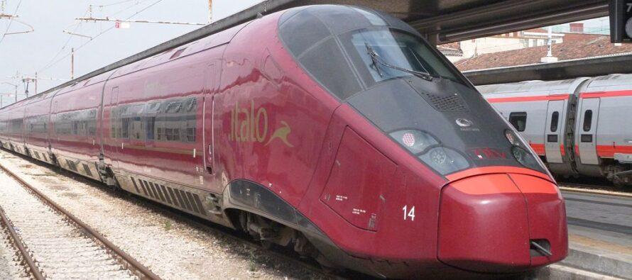 Burian blocca Roma e il sistema ferroviario
