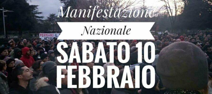 Manifestazione a Macerata, partecipare è necessario