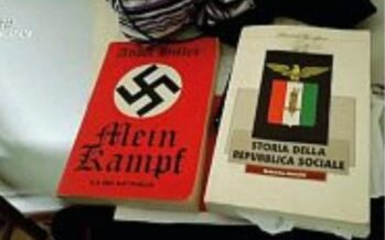 In casa di Luca Traini, tra Mein Kampf, croci celtiche e riviste fasciste