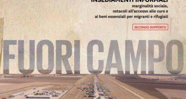 Rapporto di Medici senza frontiere: «Diecimila rifugiati costretti nelle baraccopoli»