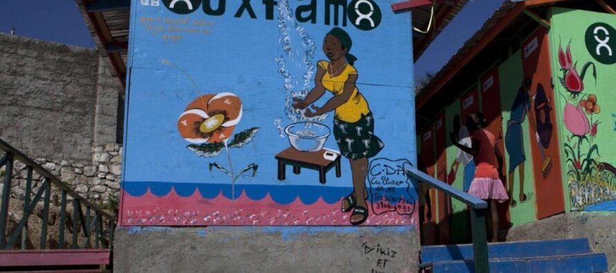 Oxfam Haiti, si dimette la vice presidente