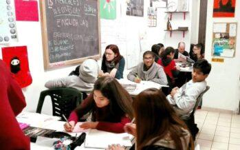 Educazione popolare a Garbatella, la Scuola popolare Piero Bruno