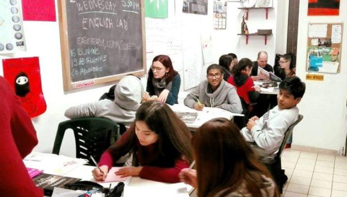 Educazione popolare a garbatella la scuola popolare piero for Sinonimo di immaginare