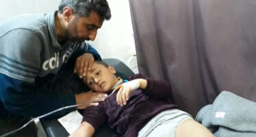 """""""The Turkish Invaders' Use of Chemical Weapons against Citizens"""""""