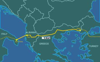Sul gasdotto TAP un gioco a nascondino geopolitico