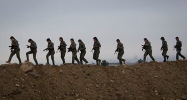 WAR ON AFRIN: THE Fourth WEEK