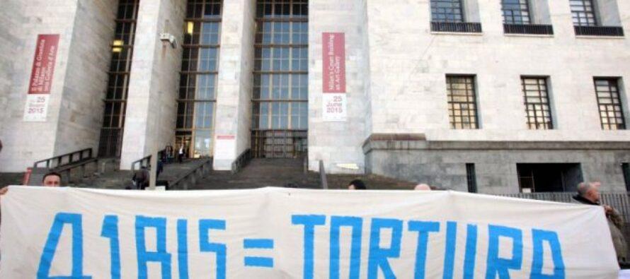 Condanna  europea per il carcere duro a Provenzano in fin di vita