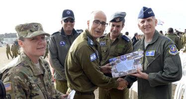 Manovre militari congiunte Usa-Israele per la guerra che verrà