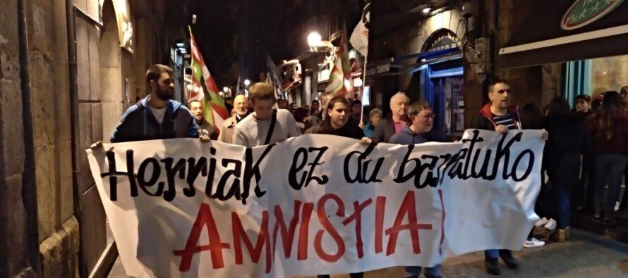 I prigionieri politici baschi continuano a morire