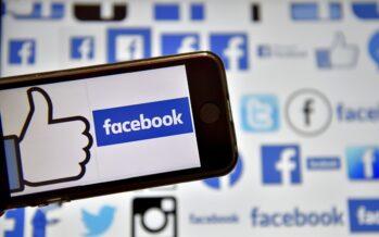 Per Facebook perdita record di 110 miliardi di dollari