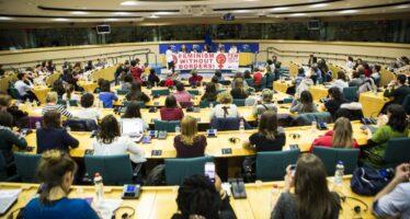 Parlamento europeo. Lo sguardo femminista sul commercio internazionale