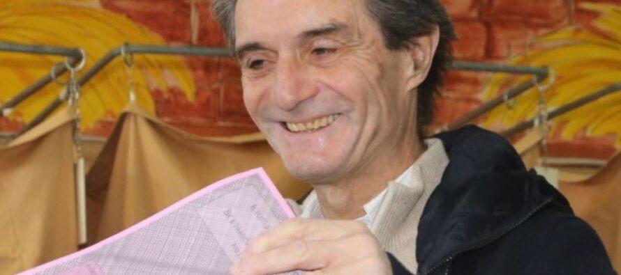 Regionali: in Lombardia Attilio Fontana stacca Gori di 14 punti