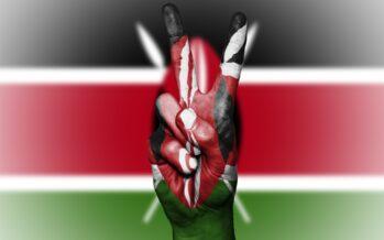 In Kenya finalmente scoppia la pace tra i due eterni contendenti