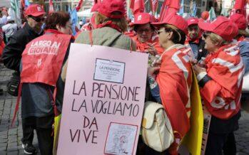 Pensioni. I sindacati all'attacco: «Basta alibi: ora rivedere la legge Fornero»