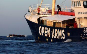 Proactiva Open Arms. Il soccorso in mare non è un reato