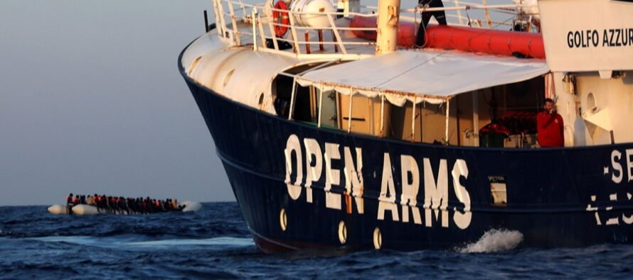 Blocco dei porti. «Salvini va processato» anche per il sequestro della Open Arms