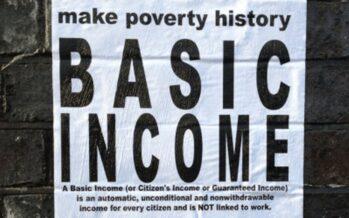"""Diritti Globali: """"un reddito di dignità, non di cittadinanza"""""""