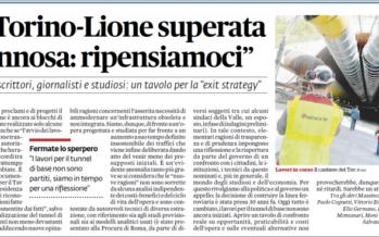 TAV Torino-Lione, la più grande delle opere sballate e inutili
