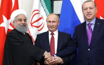 Il Vertice sulla Siria. Idlib, Al Qaeda e l'11 settembre. Ma gli Stati uniti sono alla finestra