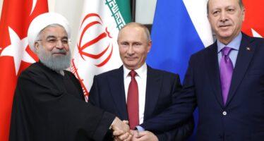 Siria, un'altra guerra per coprire i fallimenti USA