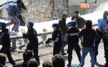 Migranti, valico di Claviere, fermati quattro italiani