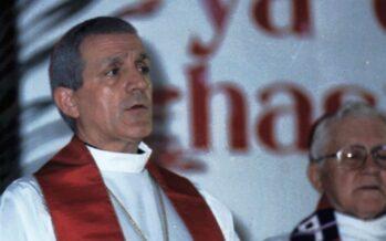 Don Tonino Bello, oggi il riconoscimento postumo per un «pacifista scomodo»