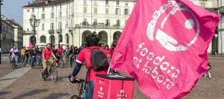 Riders, processo alla multinazionale. Foodora condannata in appello