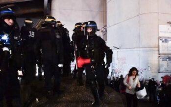In Francia la polizia sgombera l'università di Tolbiac