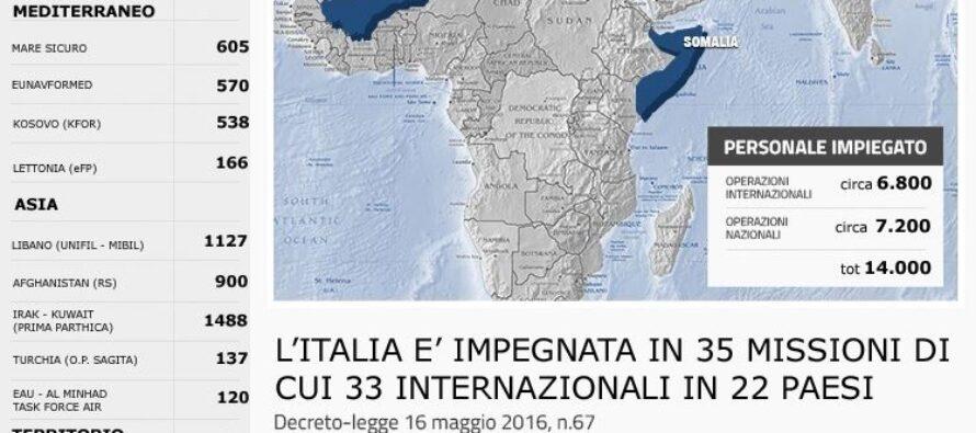 L'Italia in Africa. «La missione in Niger non si ferma», ma nel Sahel cresce l'opposizione