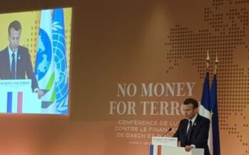 No money for terror, in Francia conferenza sul finanziamento del terrorismo