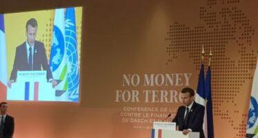 No money for terror, in Francia conferenza sul finanziamento del terrorismo